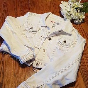 Maurice's denim / jean jacket